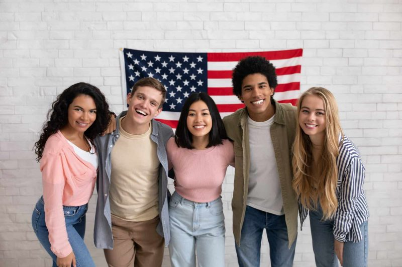 Fun education, language courses, learn english and exchange students